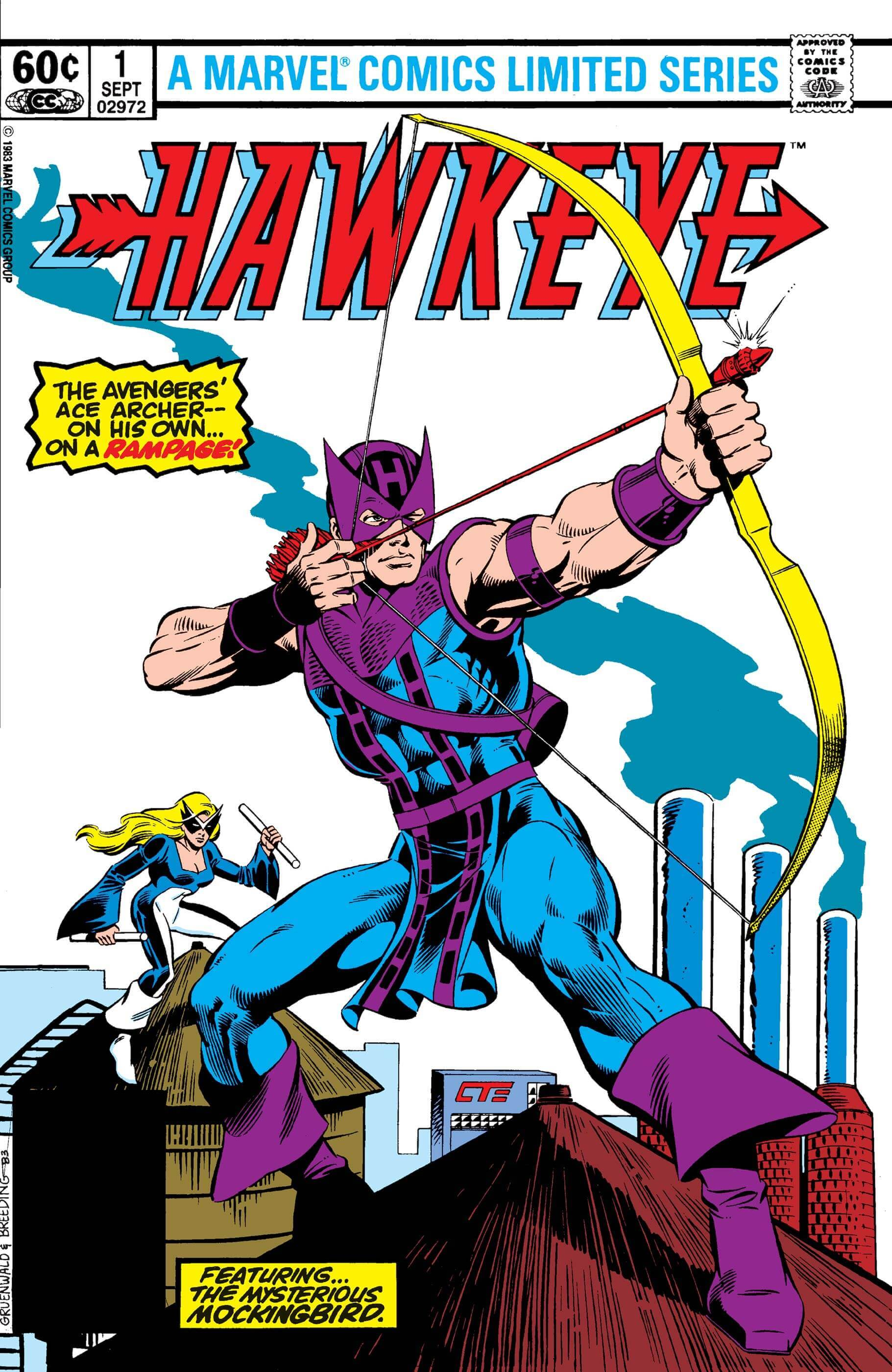 Hawkeye - Famous and Most Popular Superhero