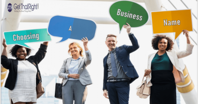 Tips on How to Choose a Business Name for Your Company