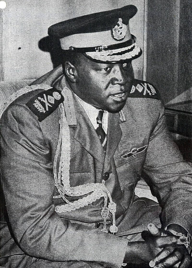 Idi Amin - Uganda - worst dictator of all time