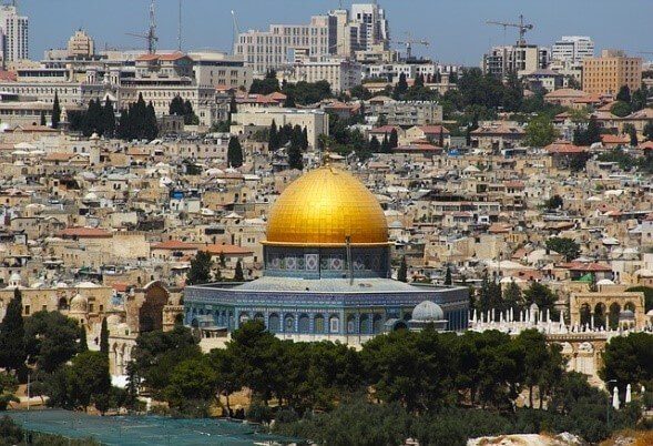 Israel - healthiest countries in the Middle East