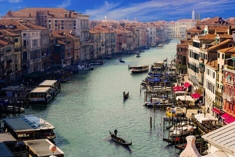 Italy - First Among the Healthiest Countries in the World