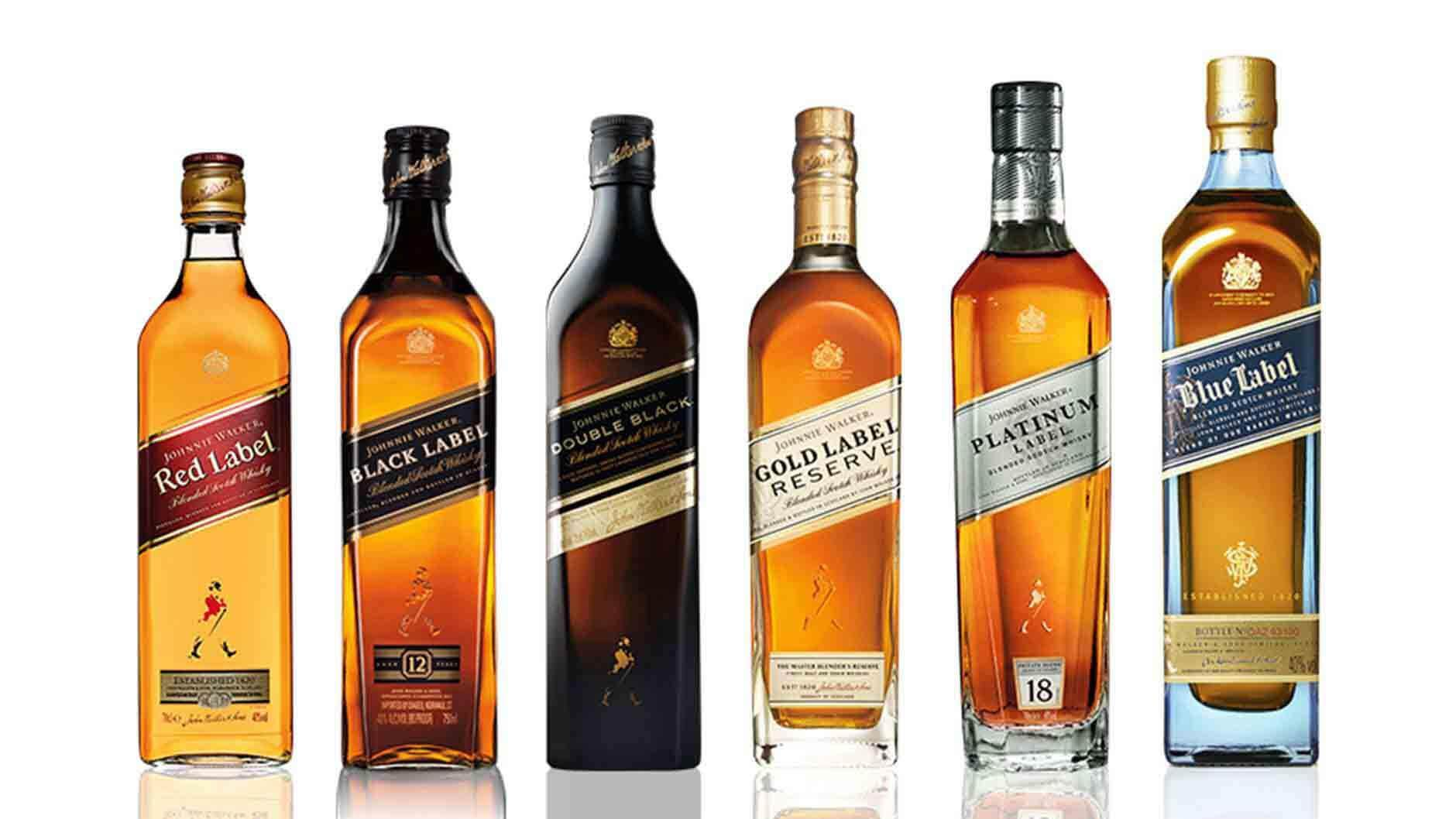 Johnnie Walker - Best Scotch Whisky in World