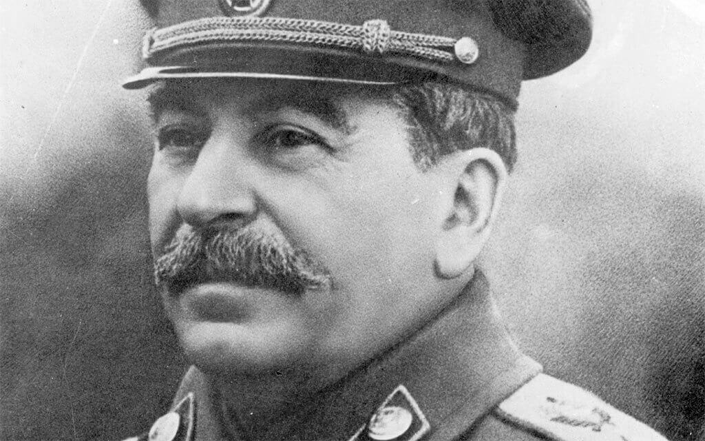 Joseph Stalin - worst person the world has ever seen