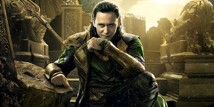 Loki - most powerful superheroes and villains