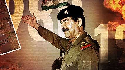 Saddam Hussein - evilest leaders in history