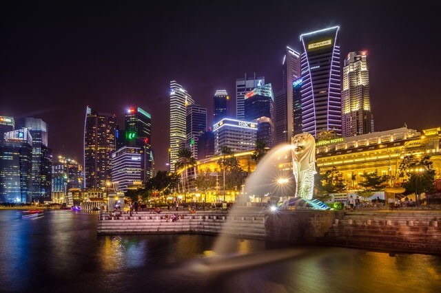 Singapore - Most Healthy Country