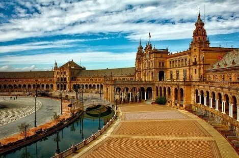 Spain one of the healthiest place in the world