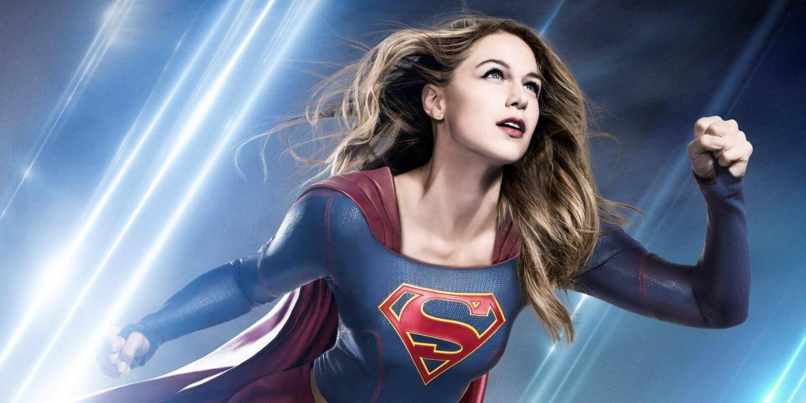 Supergirl - famous female superheroes