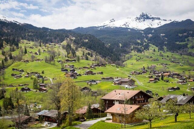 Switzerland - healthiest nation in the world