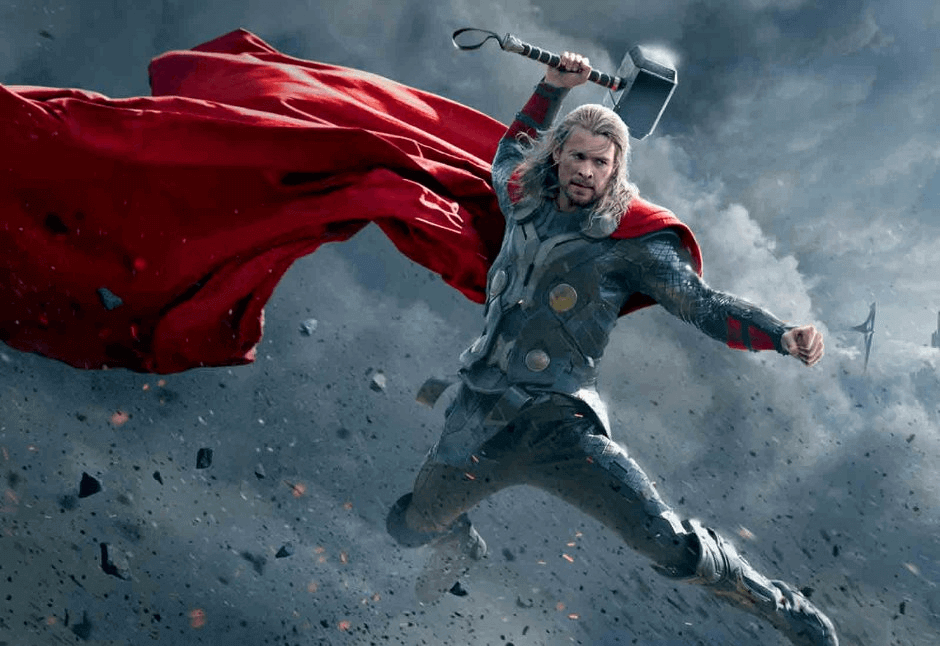 Thor - top 20 superheroes