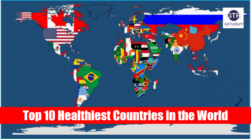 Top 10 Healthiest Countries in the World