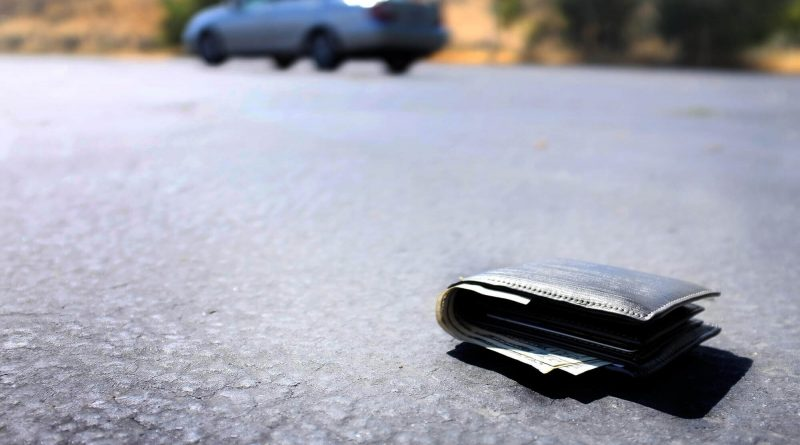 Wallet is Missing - What to Do When Your Wallet is Stolen or Lost