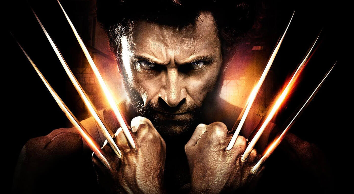 Wolverine - most famous superheroes