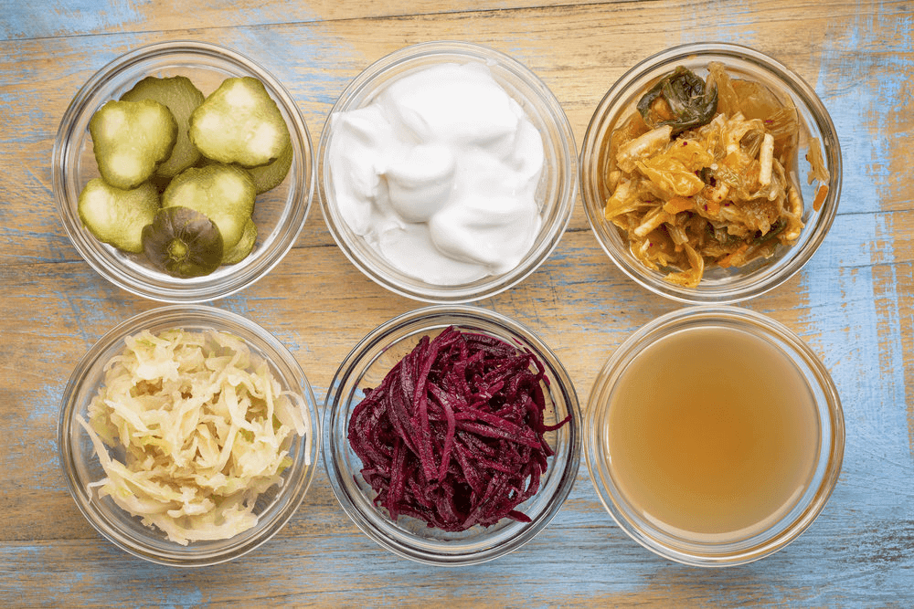 Fermented foods improves mood