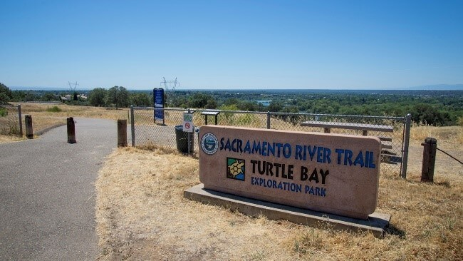 Sacramento River trails