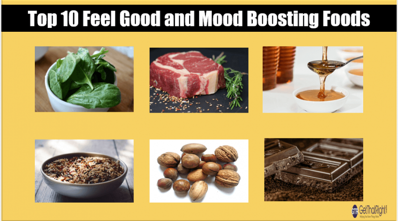 Top 10 Mood Boosting Foods Eating Your Way to a Better Mood
