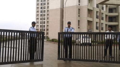 strengths and weaknesses of security guard