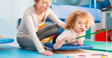 Benefits of Enrolling Your Child in Occupational Therapy