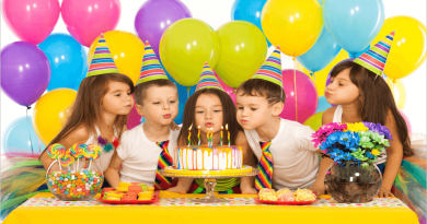 10 Awesome Party Ideas for Your Next Kids Party