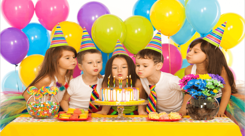 Party Ideas for Your Next Kids Party