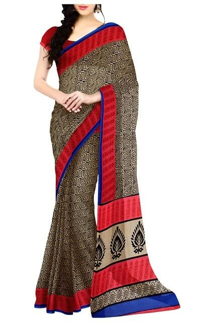latest saree collection