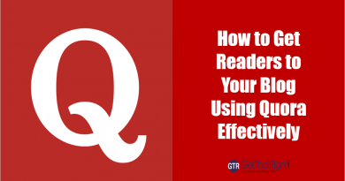 How to Get Readers to Your Blog Using Quora Effectively